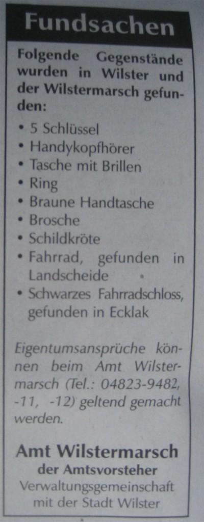 fundsachen_wilster