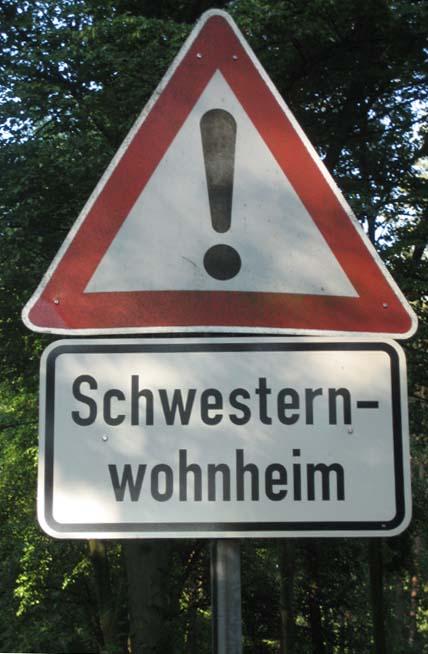 schwesternwohnheim