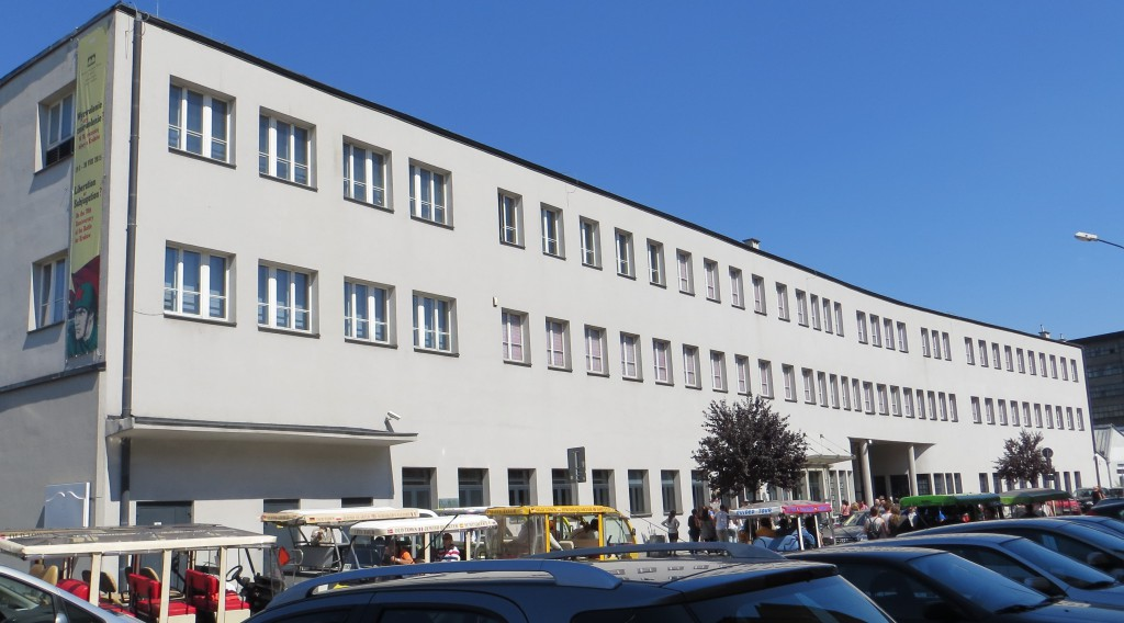 Fabryka Emalia Oskara Schindlera - die ehemalige Deutsche Emailwarenfabrik
